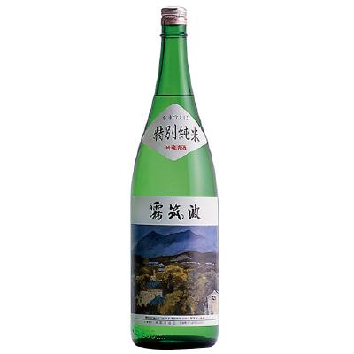 霧筑波 特別純米酒